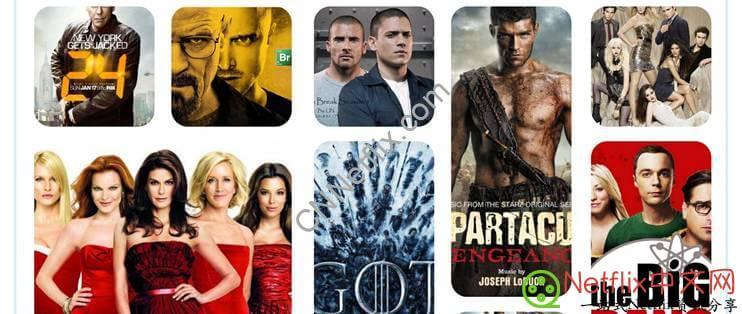 Netflix美剧年度Top10排行榜,喜欢美剧的朋友不容错过