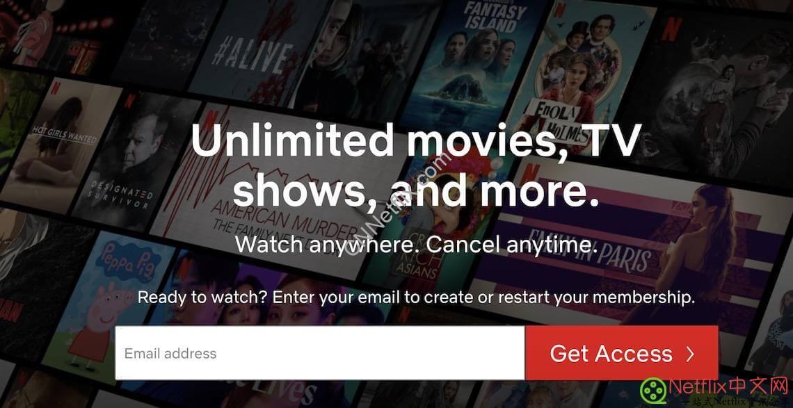 Netflix Mac客户端
